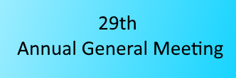 29th Annual General Meeting