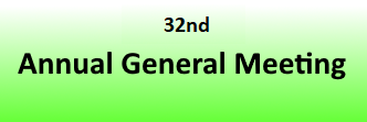 32nd AGM