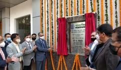 CMD inaugurated the Central Extension Office Complex of POWERGRID at Plot No. 42, Sector - 44, Gurugram on 29 January, 2021, in the presence of CVO, Director (Personnel), Director (Finance), Director (Projects) and other senior officials.